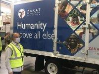 ABD'de Müslümanlar'ın kurduğu yardım derneği ödül aldı