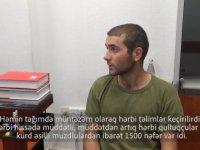 Esir alınan Ermenistan askeri itiraf etti: PKK militanları Karabağ'da