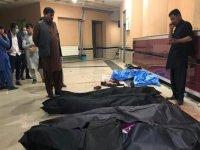Kabil'de eğitim merkezine intihar saldırısı: 29 ölü 72 yaralı