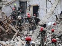 Ermenistan'ın sivillere saldırısı devam ediyor: Füze saldırısında 4 sivil yaşamını yitirdi
