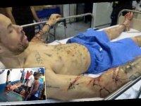 Brezilya'da bir mahkum cezaevinde 48 kişiyi kafalarını keserek infaz etti