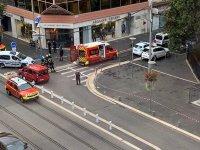 Fransa'nın Nice şehrinde bıçaklı saldırı: 2 kişi öldü, yaralılar var