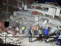 İzmir depreminde yaralı sayısı 607'ye yükseldi