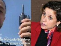 İYİ Partili İlay Aksoy Türk askerine hakaret eden muhabiri kaynak gösterdi