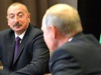 Aliyev'den Putin'e Türkiye şartı: Türkiye'siz Karabağ anlaşması çöp hükmündedir