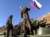 Rusya Karabağ'a yerleşti: 25 noktadan gözetleyecekler