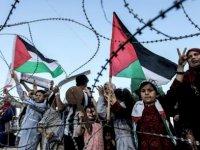 Hamas İsrail'i ablukanın yansımaları konusunda uyardı