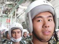Ankara-Pekin dostluğunda yeni boyut: Çinli komandolar Eğridir'de eğitim gördü