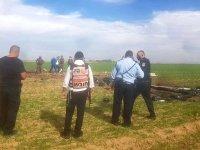 İsrail ordusuna ait uçak düştü: 2 Asker öldü