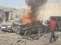 Afrin ve El Bab'ta bombalı terör saldırısı: 7 ölü 40 yaralı (Video Haber)