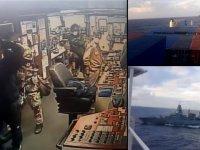 MSB'den Türk gemisine yapılan hukuksuz aramaya ilişkin açıklama