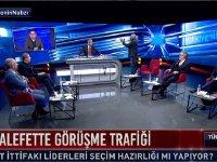 Habertürk'te fare-kabak tartışması: Mete Yarar canlı yayını terk etti