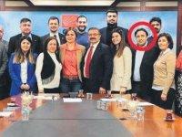 CHP'li yönetici önce dövdü sonra cinsel tacizde bulunup tecavüz etmeye çalıştı