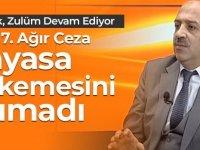 Ankara 7. Ağır Ceza, Hizb-ut Tahrir davasında Anayasa mahkemesini tanımadı