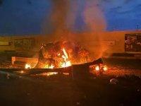 İran'a bir şok daha:  İran Devrim Muhafızları Komutanı İHA saldırısında öldürüldü