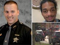 Amerikan polisi sandviçi silah görüp 23 yaşındaki siyahi genci vurarak öldürdü