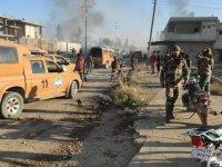 Resulayn'da kontrol noktasına bombalı araç saldırısı: Şehit ve yaralılar var