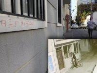 Antalya'da duvarlara ''Atatürk Tağut'' yazan şahıs hakaretten gözaltına alındı (video Haber)