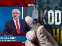 Ünlü Profesörden skandal sözler: ''Aşı olmayan vatan hainidir'' (Video Haber)