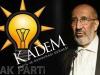 ''Abdurrahman Dilipak: ''Ak Parti ve KADEM uzlaşmayı reddetti dava devam ediyor''