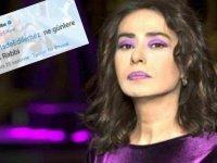 Yıldız Tilbe, Doğu Türkistanlıların iadesine ''Ne günlere kaldık yarabbi'' sözleriyle isyan etti