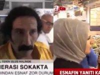Kanalına göre röportaj! A Haber'e 'kriz yok', Halk TV'ye 'durum kötüye gidiyor' (Video Haber)