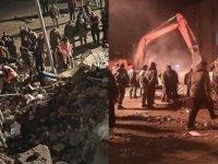 ABD konum verdi İsrail uçakları Deir el Zor'da İran mevzilerini vurdu: 40'tan fazla Şii milis öldü