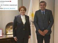 Meral Akşener'e şiir yazan Mustafa Kamalak'ın İYİ Partili oğlundan AK İtler paylaşımı