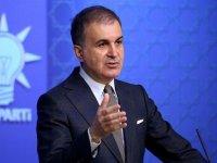 Ömer Çelik: Doğu Türkistan'a duyarsız değiliz, Çin'in terörle mücadelesine saygı duyuyoruz