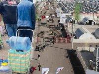 CHP'li Hatay Belediyesi Yayladağı'ndaki Türkmenlere önce mezar sonra suyu yasakladı