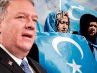 Amerika'dan flaş açıklama: Çin Doğu Türkistan'da soykırım yapıyor