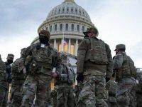 Amerika'da devir teslime saatler kaldı: Binlerce polis ve asker başkent sokaklarında