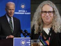 Amerikan yönetiminde LGBT açılımı: Biden eşcinsel doktoru bakan yardımcısı atadı
