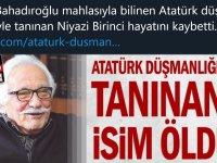 ODA TV Yavuz Bahadıroğlu'nun ölümünü provokatif başlıkla duyurdu