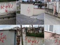 Yalova'da Alevi tahriki: Evlere işaret vurdular