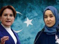 Doğu Türkistanlı genç kadın Meclis kürsüsünden seslendi: Lütfen elinizi vicdanınıza koyun