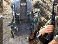 PKK'nın 150 kilo bomba yüklü paramotorü havada imha edildi