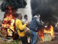 Afrin bir kez daha kana bulandı: 3 sivil öldü 10 kişi yaralı