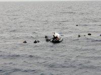 Yine göçmen faciası: 41 kişi hayatını kaybetti