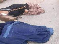 Afganistan'da medya çalışanı 3 kadın silahla vurularak  öldürüldü