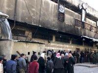 Suriye'de rejim bölgelerinde 'ekmek krizi' derinleşiyor