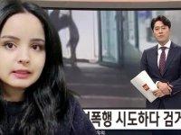 Güney Kore'de genç kızı cinsel saldırıdan kurtaran Rabia Şirin gündem konusu