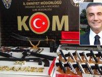 Sedat Peker soruşturmasında 10 tutuklama