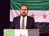 'Halkımız yarım asırdır Esed ailesinin esareti altında'