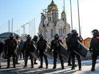 Rusya'da Putin muhalifleri sokağa çıkıyor