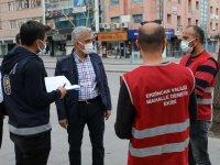 """Erzincan'da alışverişlere """"her aileden bir kişi"""" kısıtlaması getirildi"""