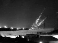 İsrail'de siren sesleri: Hava savunma sistemleri devreye girdi