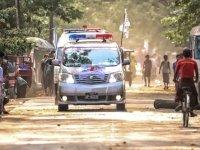 Myanmar cuntası 52 çocuğu katletti