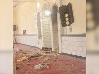Afganistan'da camiye terör saldırısı: 12 ölü