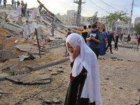 Avrupa'nın gerçek yüzü: İsrail'e destek, Filistin'e tepki